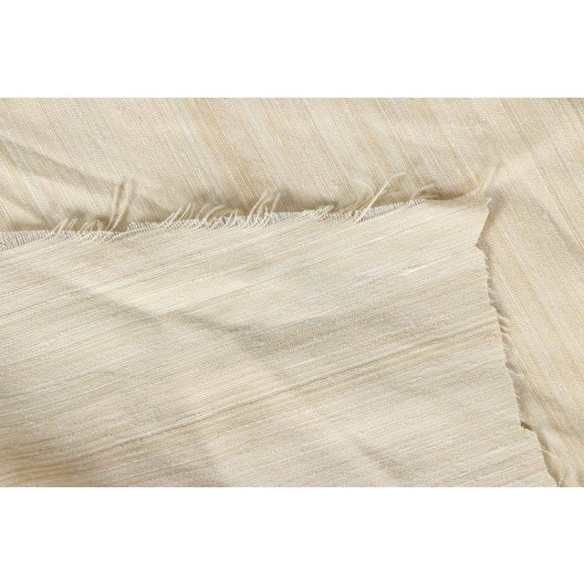 Dupioni Silk Upholstery Fabric Roll For Sale In Atlanta - Image 6 of 8