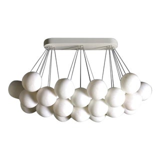Contemporary Bolky Chandelier For Sale