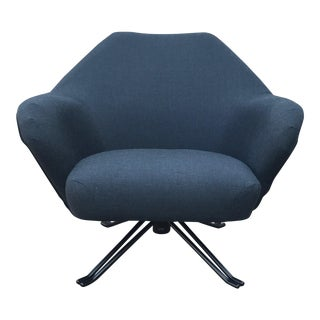 1970s Osvaldo Borsani for Tecno Spa P32 Armchair For Sale