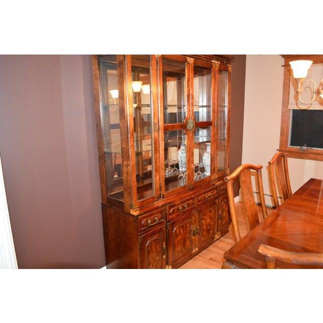 China Kitchen Naperville: Berhardt Hollywood Regency China Cabinet