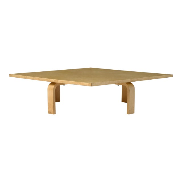 PK 66 laminated maple coffee table For Sale