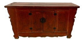 Image of Chinoiserie Credenzas and Sideboards