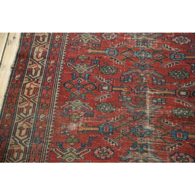 "Vintage Malaye Runner - 3'4"" X 6'9"" For Sale In New York - Image 6 of 9"
