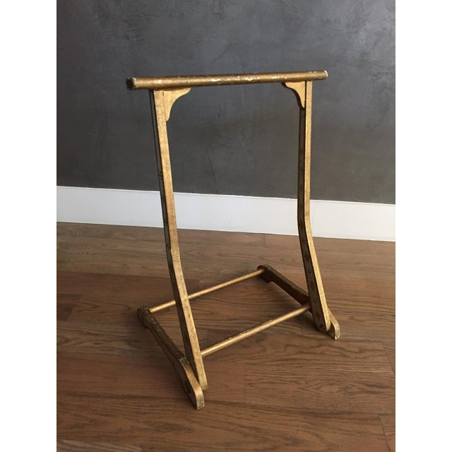 Italian Venetian Florentine Valet Stand For Sale - Image 9 of 9
