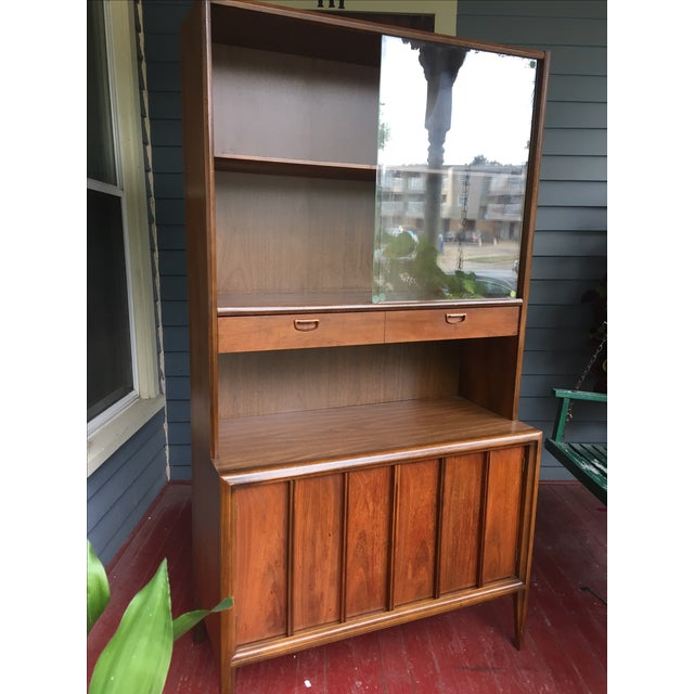 Mid-Century Hutch by Keller - Image 4 of 8