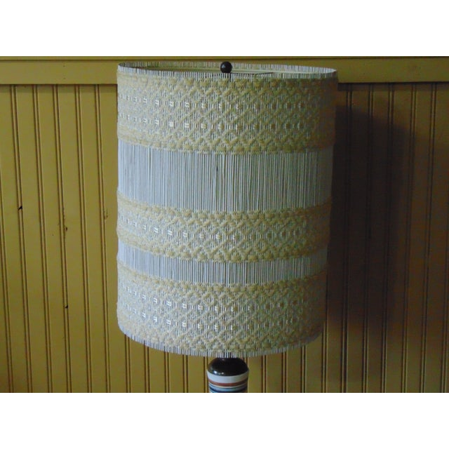 Mid-Century Modern Sascha Brastoff Table Lamp For Sale - Image 3 of 8