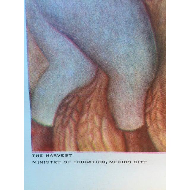 1948 Original Diego Rivera Prints - A Pair - Image 9 of 11