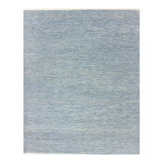 """One-of-a-Kind Contemporary Handmade Area Rug 8' 1"""" x 10' 1"""" For Sale"""