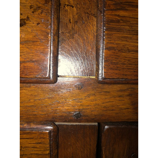 1860s Traditional Welsh China Cabinet For Sale - Image 9 of 13