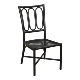 Barbara Barry for McGuire Side Chair For Sale