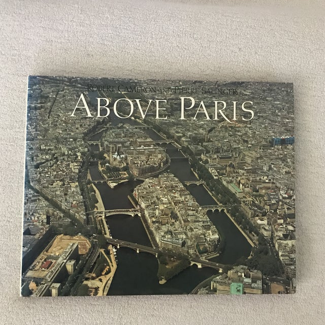 'Above Paris' Hardcover Book - Image 2 of 10