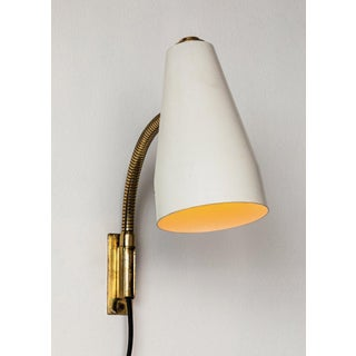 1950s Lisa Johansson Pape Adjustable Wall Lights for Orno - a Pair Preview