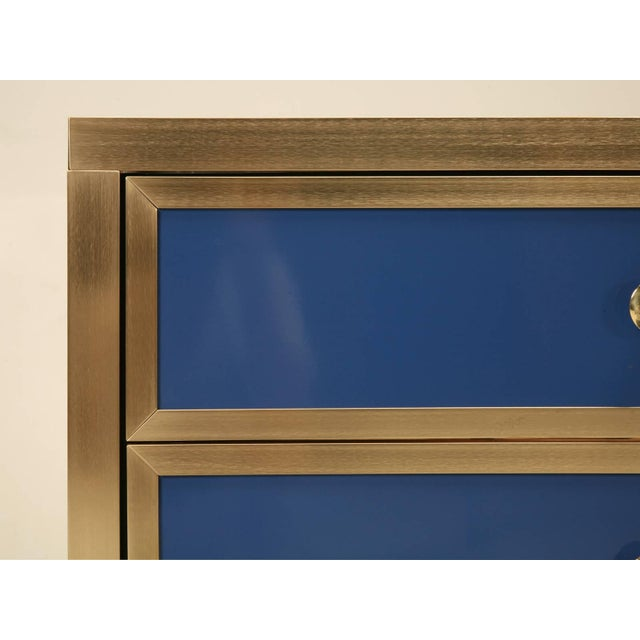 Bathroom Vanity From the Old Plank Collection For Sale - Image 4 of 10