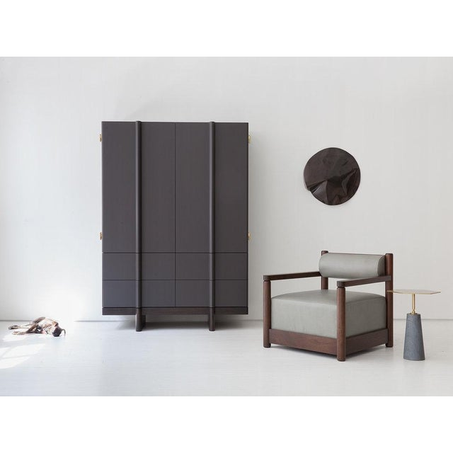 By Egg Collective Starting Price: $28,500 (2 Doors, No Drawers) Specifications: 54″ w x 20″ d x 76.5″ h Shown In:...