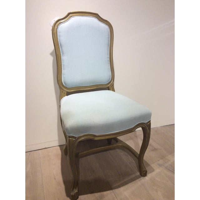Upholstered Pompadour Side Chair - Image 5 of 5