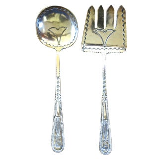 Navajo Serving Pieces - Linda Ronstadt Collection For Sale
