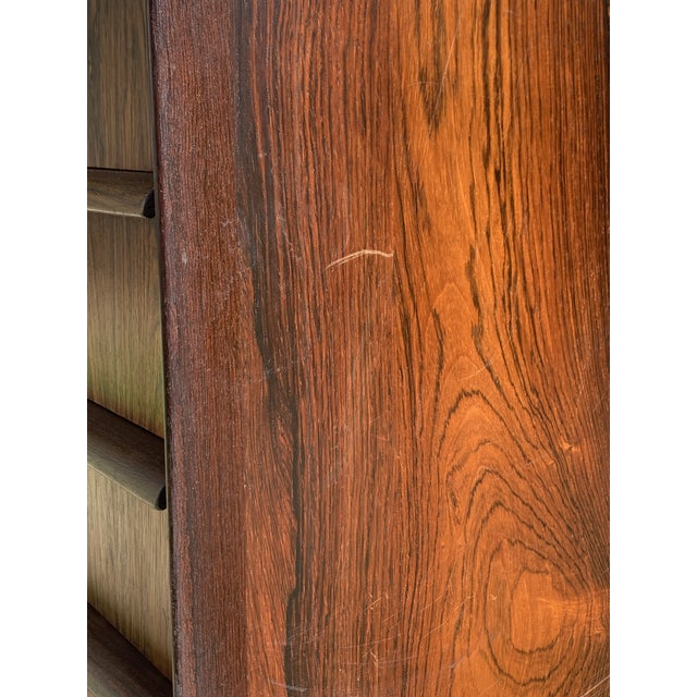 Mid-Century Svend Madsen for Falster Compact Rosewood Credenza For Sale - Image 10 of 13