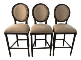 Image of French Country Bar Stools