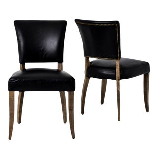 """A Pair of 1940s """"Mimi"""" Reinvented by British Designer Timothy Oulton Dining Chairs- 3 Pairs (6 Chairs) Available For Sale"""