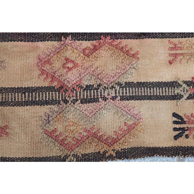 Anatolian Kilim Runner - 4'11'' x 2'3'' - Image 9 of 11