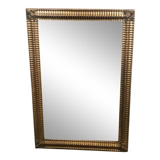 19th Century French Water Gilt Mirror For Sale