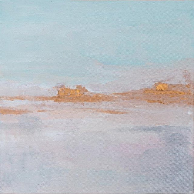 Dolores Tema, Mist Rising Painting, 2018 For Sale