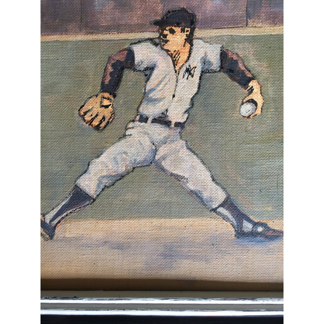 Art lover AND baseball fan, it's your lucky day. Up for sale is a fabulous set of 2 Arthur Smith signed original baseball...