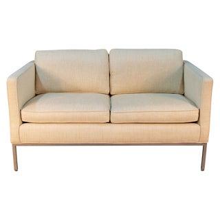 Milo Baughman for Thayer Coggin Love Seat For Sale