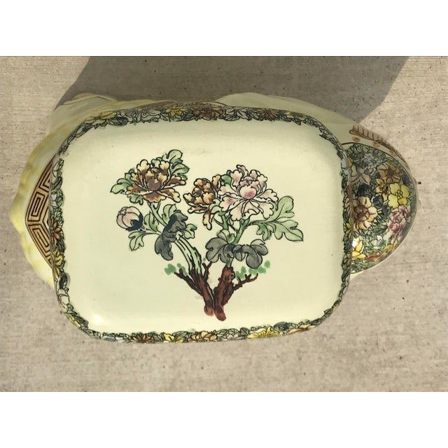 1980s 1980s Vintage Elephant Garden Stool For Sale - Image 5 of 7
