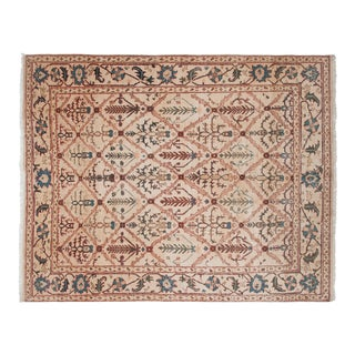 "Vintage Agra Carpet - 8' X 10'1"" For Sale"