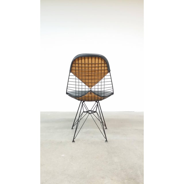 Metal Early Charles Eames Dkr-2 For Sale - Image 7 of 10
