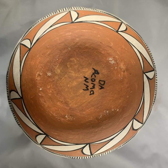 Southwestern Polychrome Parrot Jar For Sale - Image 11 of 13