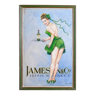 Jameson Advertising Board For Sale
