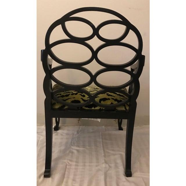 """Truex American Furniture """"Loop Chair"""" - Image 4 of 4"""