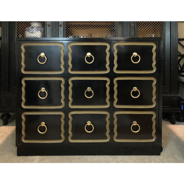 Vintage Dorothy Draper Espana Style Chest For Sale - Image 10 of 10