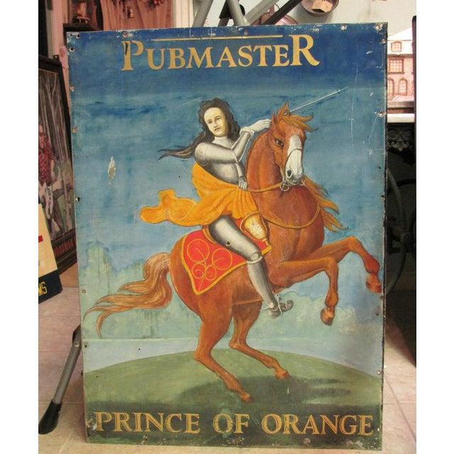 Prince of Orange English Pub Sign - Image 2 of 7