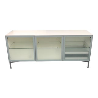 Design Within Reach White Credenza