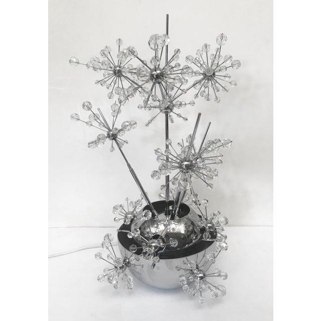 Emil Stejnar Dandelion Table Lamp by Emil Stejnar For Sale - Image 4 of 10