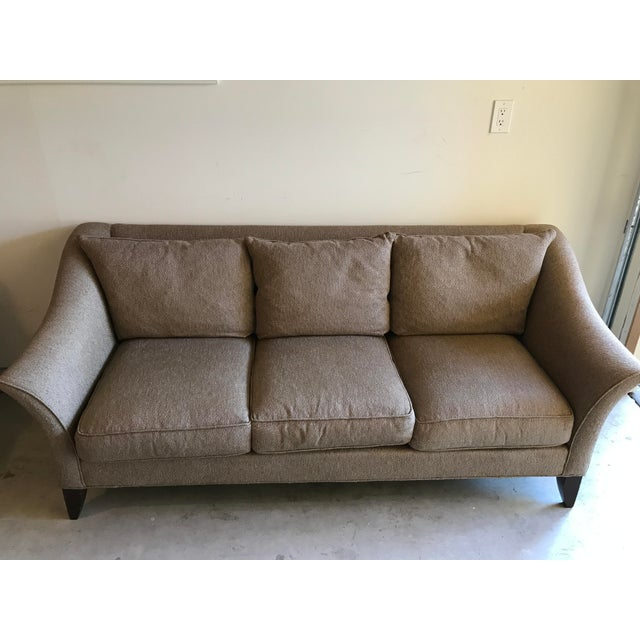 This is a vintage sofa made by Maurice Villency. There are also two chairs (see second listing if interested in chairs)....