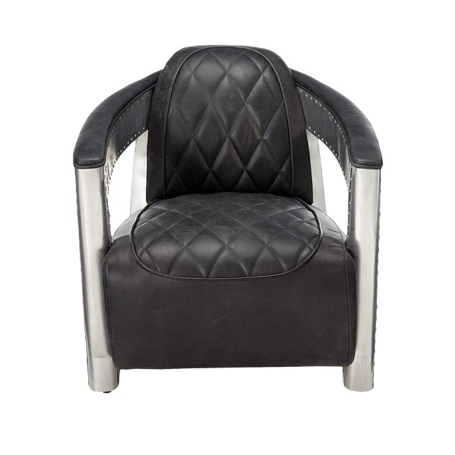 Excellent Timothy Oulton Inspired Arm Chair Onthecornerstone Fun Painted Chair Ideas Images Onthecornerstoneorg