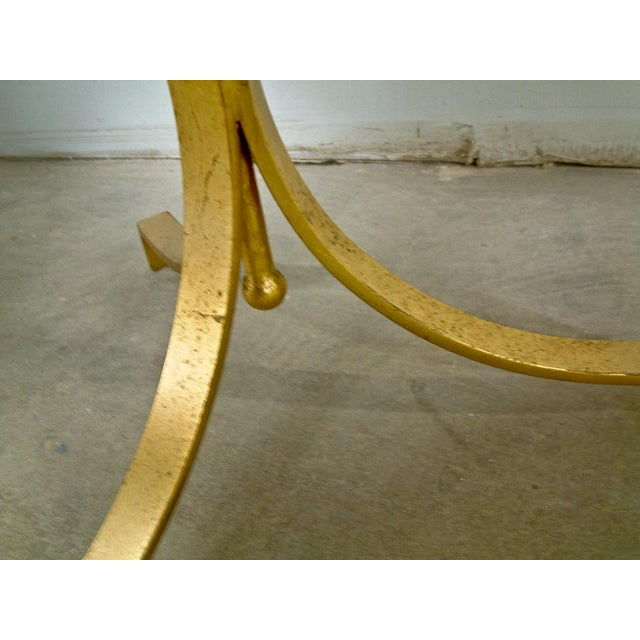 1990s 1998 United States Maurice Beane Studios Twig Leaf Tables - Pair For Sale - Image 5 of 9