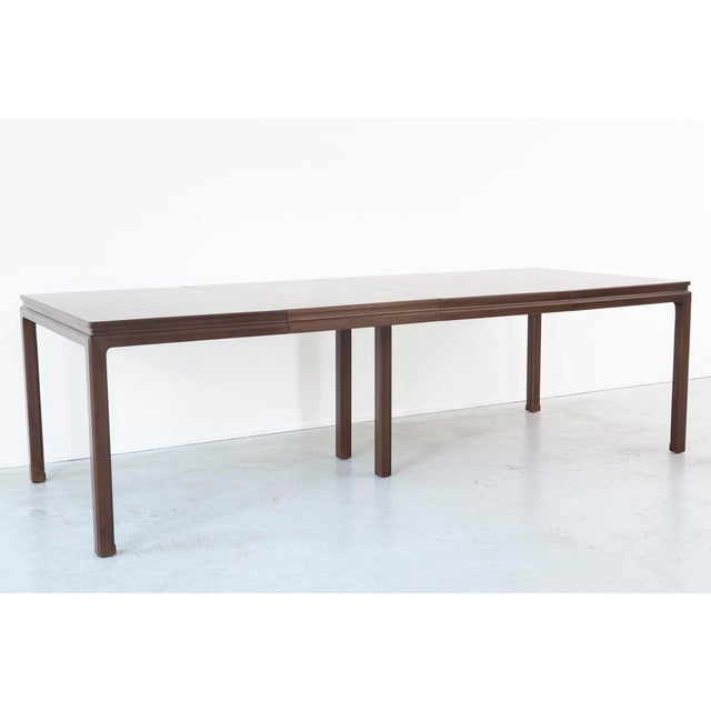 Edward Wormley for Dunbar Extending Dining Table - Image 7 of 8