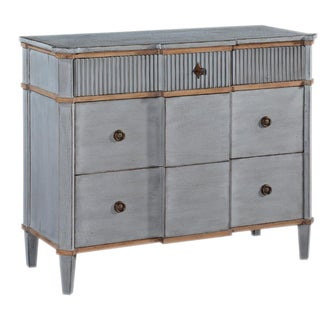 St. Denis Console Chest of Drawers Old-world For Sale