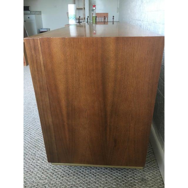 "Metal Kent Coffey ""The Elegante"" Dresser For Sale - Image 7 of 10"