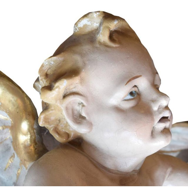 Pair of American Putti - Image 4 of 6