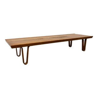 Mid-Century Modern Coffee Table by Edward Wormley For Sale