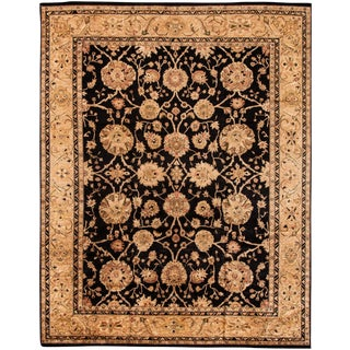 """Contemporary Indian Peshawar Rug, 11'7"""" X 14'8"""". For Sale"""