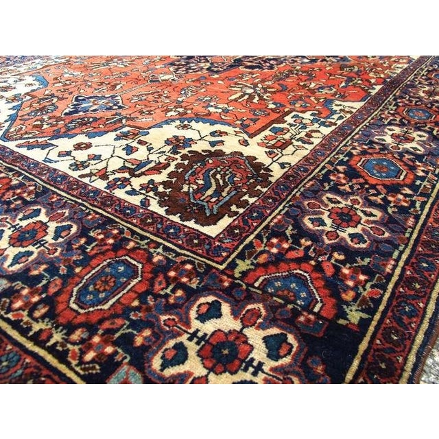 Traditional 19th Century Fereghan Sarouk Rug For Sale - Image 3 of 10