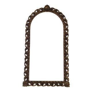Antique 1900s Gold Gilt Frame For Sale
