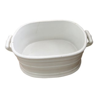 Large Ceramic Decorative Bowl